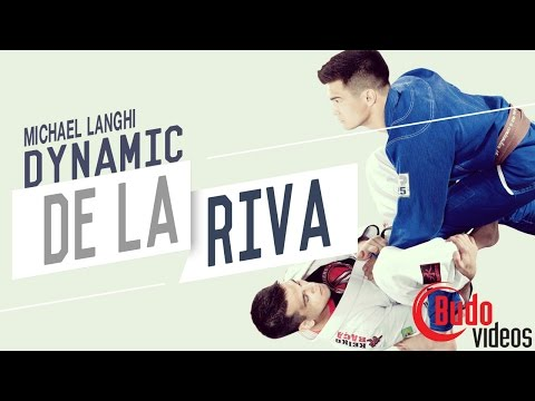 Dynamic De La Riva Guard DVD with Michael Langhi - Preview Image 1