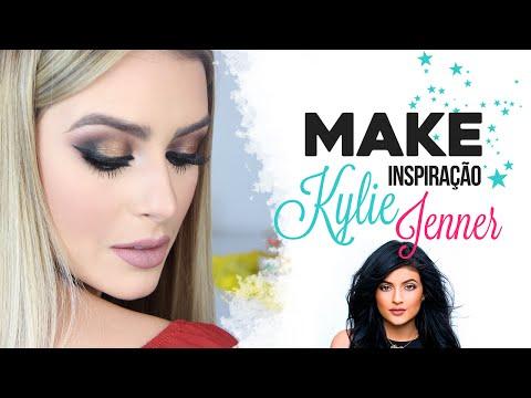 Maquiagem Inspiração Kylie Jenner por Mariana Saad