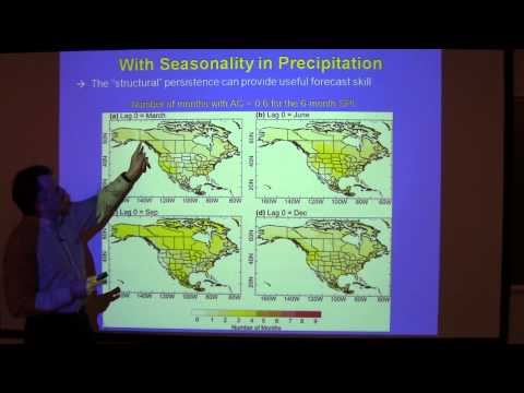 SoMAS / ITPA - Baseline Probabilities for the Seasonal Prediction of Meteorological Drought