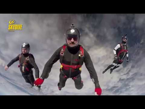 Skydiving in the sunshine Wrap up from Skydive Spain Christmas Boogie 2017 18