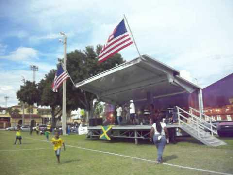 Island Frenz 1st Annual Jamaica Day w/ Team Music Radio on the Scene