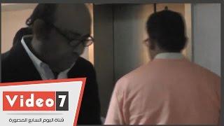 بالفيديو.. هانىسرور يخضع للكشف الطبى استعدادا لخوض انتخابات النواب