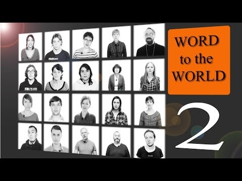 Russian LGBTIQ: Word to the World, part 2, RU/EN/DE