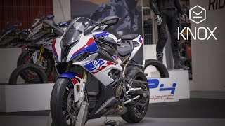 BMW S1000rr 2019 | First look review from KNOX