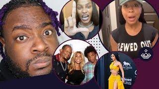 Yung Miami, Joseline & Hazel E, Wendy Williams & Kevin, Cardi B Cancels Performance