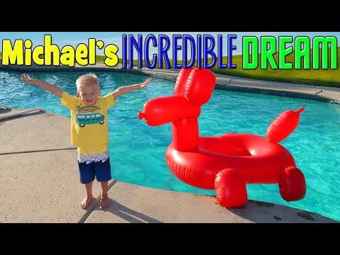 Michael's Incredible Dream Part 2