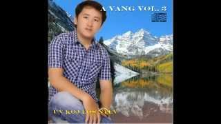 Hmong New Song  - A Vang - Thov txim Qhov Tsis Yuav koj