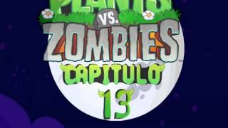 Plantas vs zombies animado 13 (PARODIA)