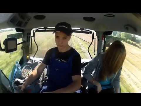Talerzowanie 2014 — New Holland T7. 170 AutoCommand
