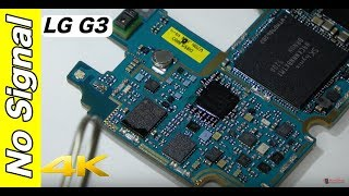 LG G3 No Signal