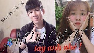 Nhạc trẻ EDM 54| NẮM TAY A CHẶT E NHÉ - DJ HTDT EDM ft THẢO MUM