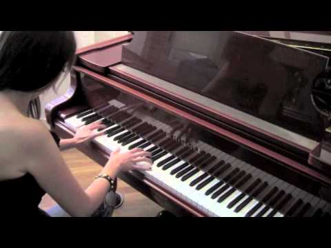 Rosenrot- Rammstein Live Piano Improv/ Cover