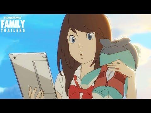 Napping Princess | US Release Trailer - Kenji Kamiyama Fantasy Anime