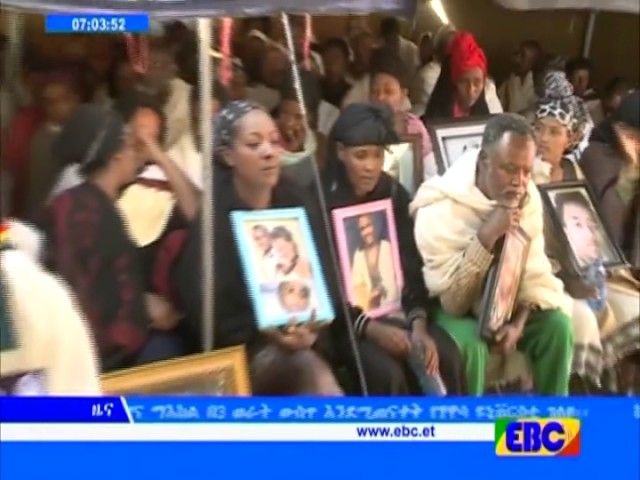 Dr. Mulatu Teshome Vists Ethiopia's Koshe Garbage Dump Accident