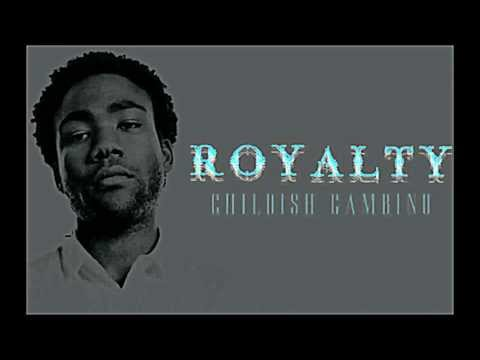 Childish Gambino - Royalty (Full Mixtape Album)
