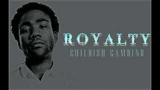 Watch Childish Gambino Royalty video