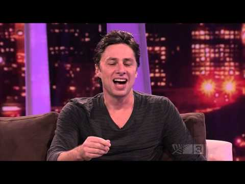 Rove LA 2x10 Zach Braff, Nicole Richie and Tom Kenny 1/5