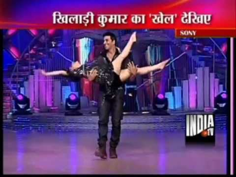 Madhuri Dixit Dance with Akshay Kumar and Rishi Kapoor at Jhalak...