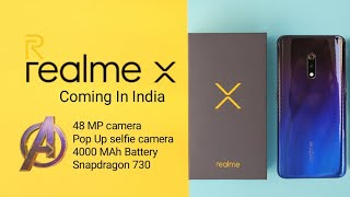 Realme X - Coming In India with One more Special Version | Official confirmed by Realme |🔥