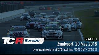 2018 Zandvoort, TCR Europe Round 3 in full