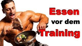 essen vor und nach dem training fettabbau