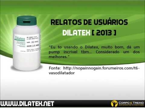 Relatos Suplemento Dilatex