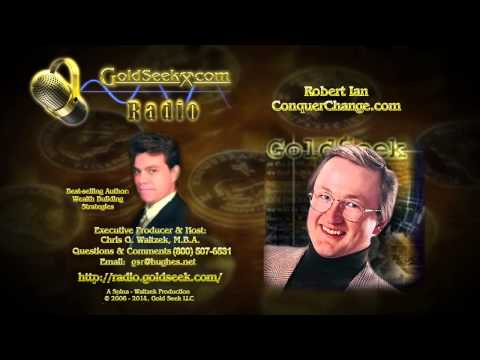 "Robert Ian's ""Conquer Change"" on GSR - July 18, 2014"