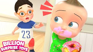 Pizza Song | Baby Songs | Billion Surprise Toys