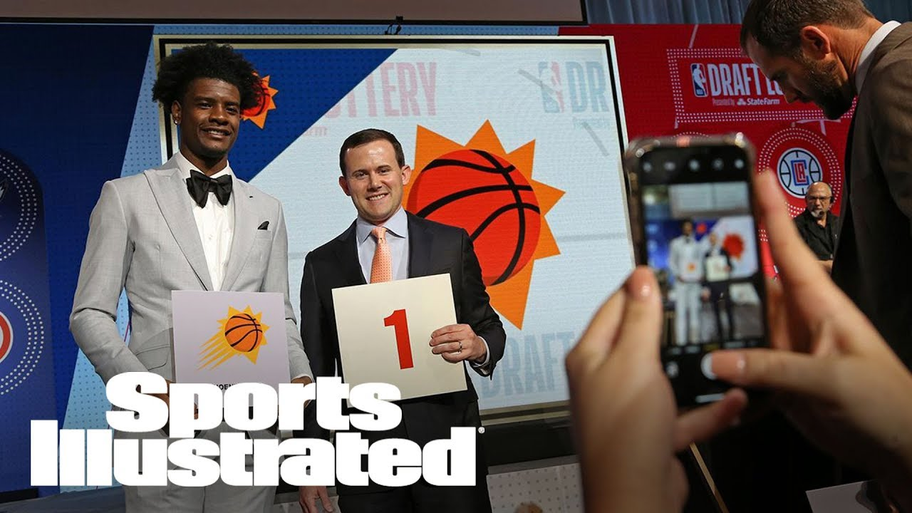 NBA Draft: Suns Have Tough Choice To Make At No. 1 | SI NOW | Sports Illustrated