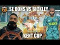 SE DONS vs BICKLEY | KENT CUP | Sunday League Football