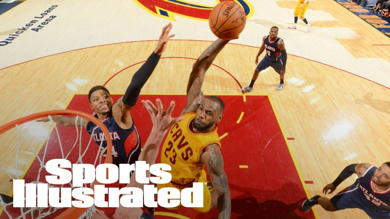 LeBron James Is The First NBA Player With 30K Points, 8K Rebounds | SI Wire | Sports Illustrated