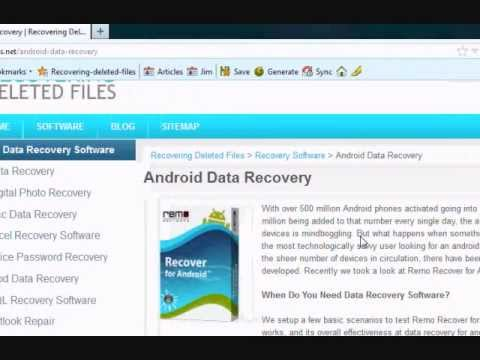 Best Android Recovery Software Available Right Now