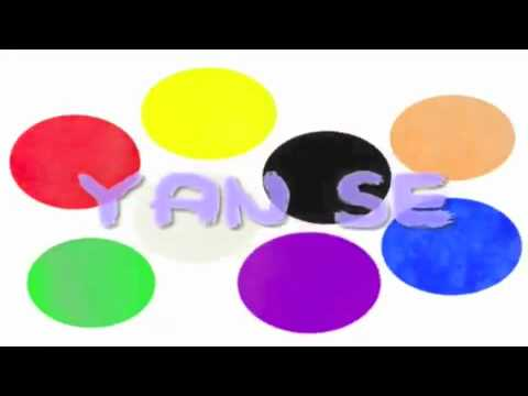 Mandarin For Kids - Learn Your Colours By Basho video