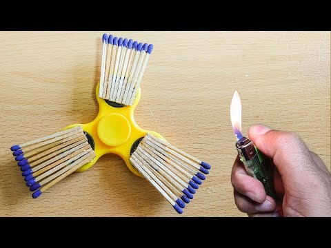3 Awesome Fun Tricks with Matches ? DIY ideas with Matches