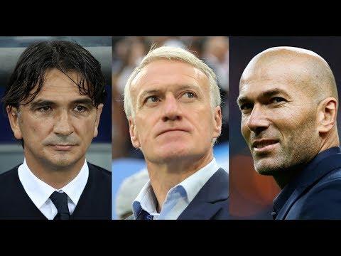 The Best FIFA Men's Coach 2018 - THE FINAL 3