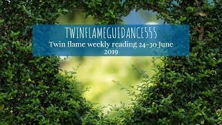 Twin flame reading 24-30 June - Tower moments and healing in preparation for eclipse season