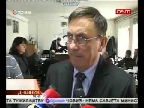 Бјелица са консултантима ЕБРД-а о изградњи топлане-електране (20.02.2015.)