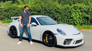 NEW CAR! I Bought A MANUAL Porsche 991 GT3!