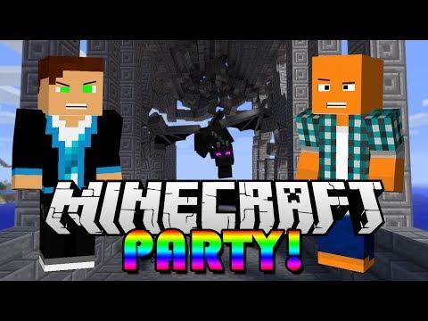 ODWALA NAM!   Minecraft Party #2   Vertez & LJayPL