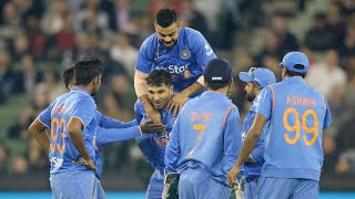 India secure series with 27-run win