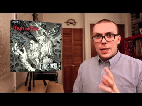 High On Fire- De Vermis Mysteriis ALBUM REVIEW