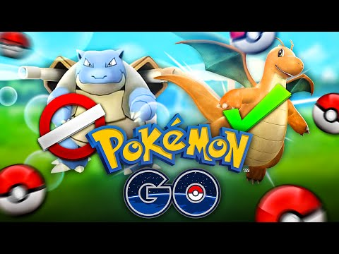 WHICH POKEMON YOU SHOULD EVOLVE!!! HOW TO CALCULATE IV TO GET THE STRONGEST POKEMON POSSIBLE!!!