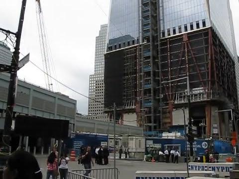 NUEVAS TORRES GEMELAS EN CONSTRUCCION DEL  WTC DE. NEW YORK 9/11
