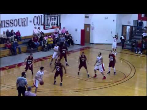 Blake Johnson North Central Missouri College Freshman Highlights
