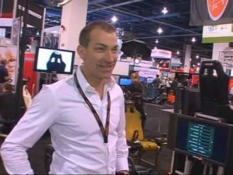 Gamerzine TV:CES Vegas, Celebrity Wii, 3D porn & Dreamcast2?