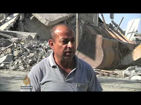 Gaza death toll continues to rise