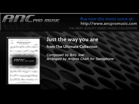ANC PRO MUSIC - Just the way you are