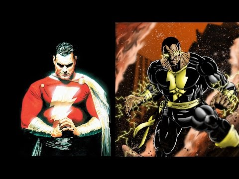 AMC Movie Talk - The Rock As Shazam Or Black Adam? The Ice Bucket Challenge!