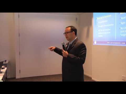 Michael Lebeau Presentation