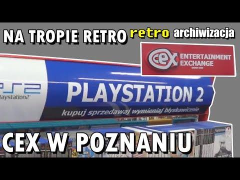 CEX W Poznaniu - NA TROPIE RETRO! Masa Gier Na Playstation 2 I Inne | Retro Archiwizacja Odcinek 173